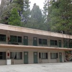 The Dormitory building