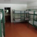 Bunkbeds in the Dormitory
