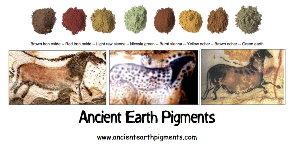 Ancient Earth Pigments Logo